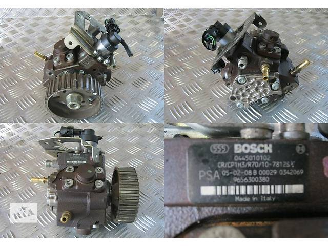продам ТНВД 0445010102 Peugout, Citroen, Ford, Mazda, 1.4 HDI, 1.6 HDI. бу в Луцке