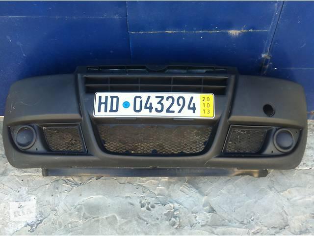 бу бампер передний фиат добло в Костополе