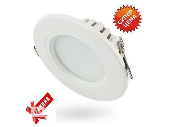 Точечный, потолочный LED 9 Ватт Светильник 83 Грн!- объявление о продаже  в Днепре (Днепропетровск)