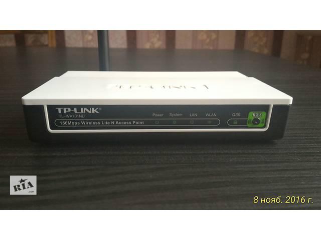 купить бу Точка доступа TP-Link TL-WA701ND в Драбове