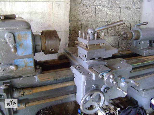 Обменяю токарный станок на трактор- объявление о продаже  в Тернополе