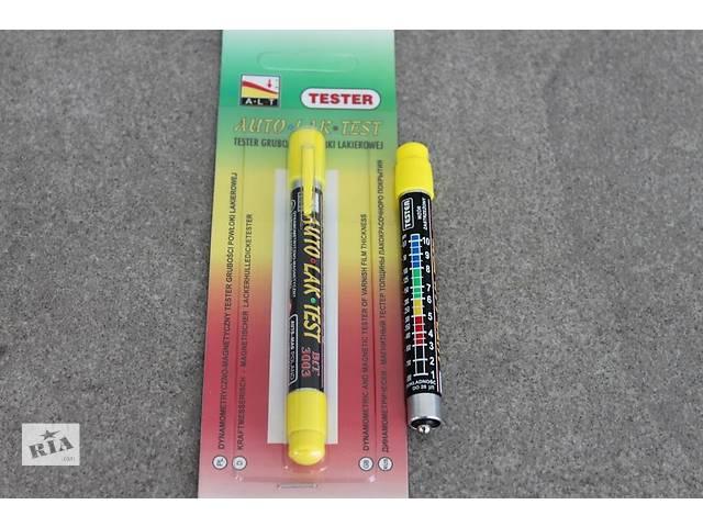 продам Толщиномер автомобильный,лакокрасочного покрытия,тестер,тест AUTO-LAK-TEST 3003 бу в Львове