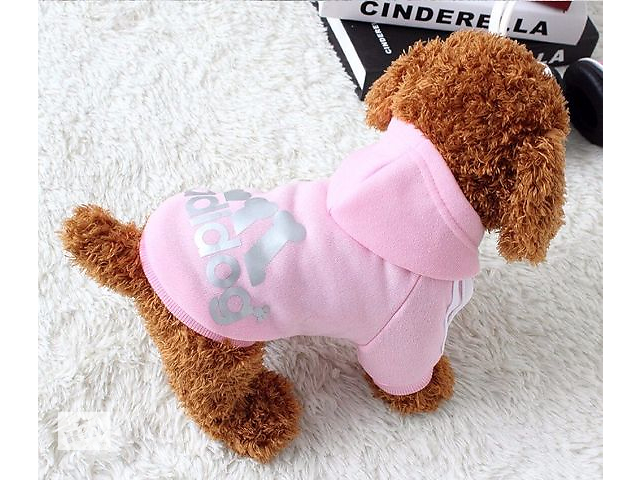 Толстовки для собак Adidog- объявление о продаже  в Киеве