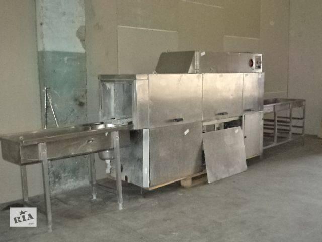 бу Тоннельная посудомоечная машина, б/у.  в Украине