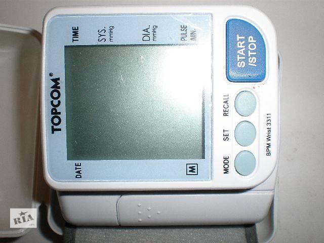 Тонометр запястный Tорсом- объявление о продаже  в Гнивани