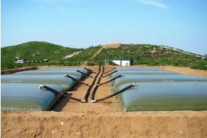 Новые Строительство пруда