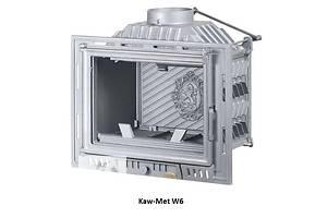 Топка для каміна KAW-MET W 6, 13,7 kW