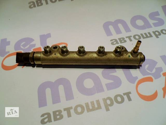 купить бу Топливная рейка Renault Master Рено Мастер Опель Мовано Opel Movano Nissan Interstar 2,5 DCI 2003-2010. в Ровно