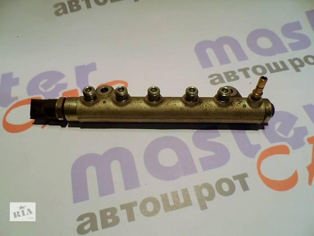 купить бу Топливная рейка Renault Master Рено Мастер Opel Movano Опель Мовано2,5DCI 2003-2010 в Ровно
