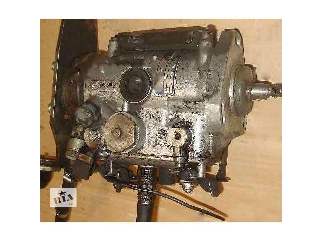 Топливная система Топливный насос высокого давления/трубки/шест Fiat Punto 1.7 D- объявление о продаже  в Ужгороде