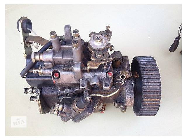 Топливная система Топливный насос высокого давления/трубки/шест Fiat Tipo 1.9 TD- объявление о продаже  в Ужгороде