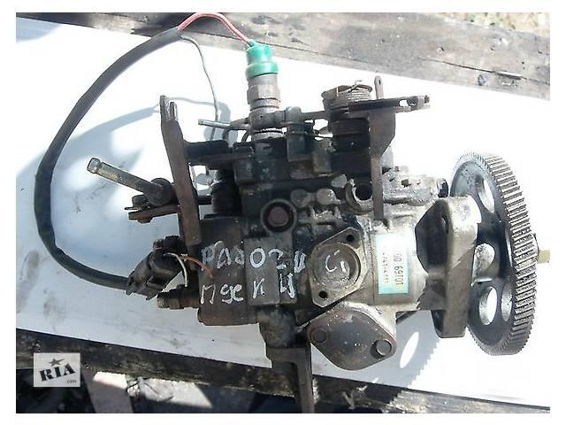 купить бу Топливная система Топливный насос высокого давления/трубки/шест Isuzu Trooper 2.2 D в Ужгороде