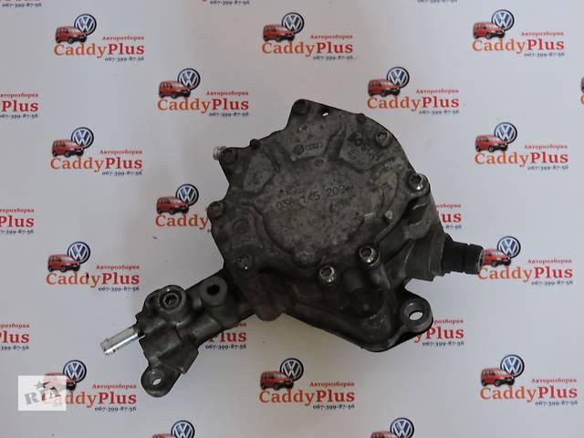 купить бу Топливная система Топливный насос высокого давления/трубки/шест Легковой Volkswagen Caddy в Костополе