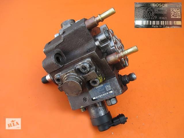 купить бу Топливный насос на Opel Vivaro 2.5 cdti 07-. ТНВД к Опель Виваро 0445010140, 0445010196 в Ковеле
