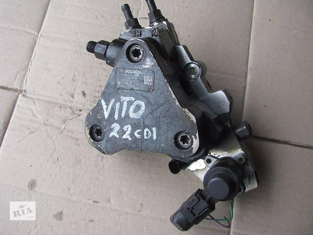 бу Топливный насос высокого давления для Mercedes Vito, 2.2cdi, 0445010078, A6460700101 в Львове