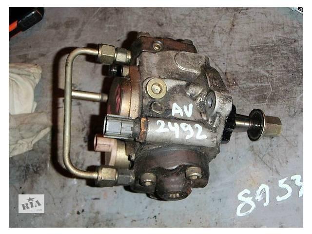 бу Топливный насос высокого давления/трубки/шест Toyota Land Cruiser Prado 3.0 D в Ужгороде