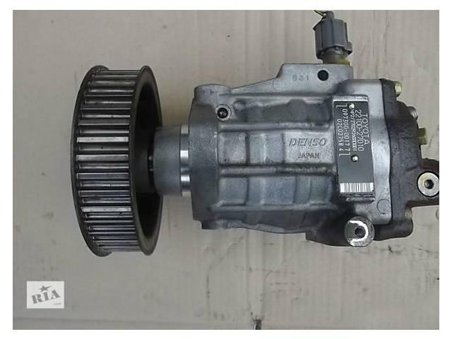Топливный насос высокого давления/трубки/шест Toyota rav 4 2.0 D- объявление о продаже  в Ужгороде