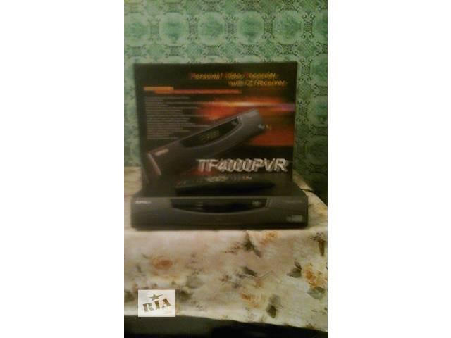 купить бу TOPTILD TF 4000 PVR 80 GB жосткий диск 2 тюнера в 1 в Мукачево