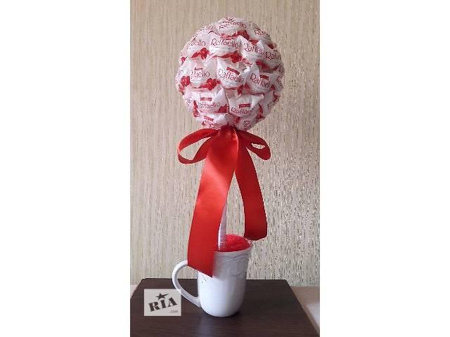 Топиарий из конфет Raffaello- объявление о продаже  в Харькове