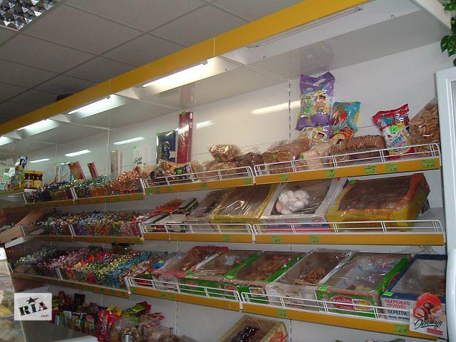 бу Торговые стеллажи  для магазинов любых форматов в Днепре (Днепропетровск)