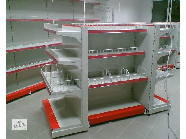 купить бу Торговые стеллажи для магазинов при АЗС  в Украине