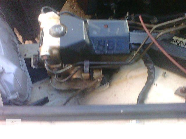 бу Тормозная система АБС и датчики Легковой Mercedes 124 в Жидачове