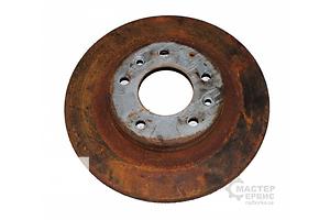 б/у Тормозной диск Mazda 6