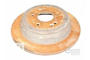 б/у Тормозной диск Honda CR-V