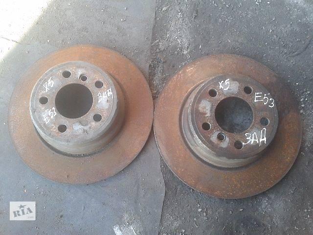 бу Тормозной диск для легкового авто BMW X5 в Запорожье