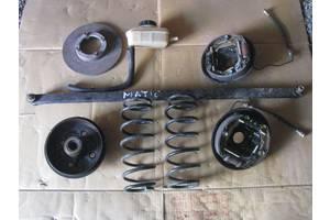 Тормозные диски Daewoo Matiz