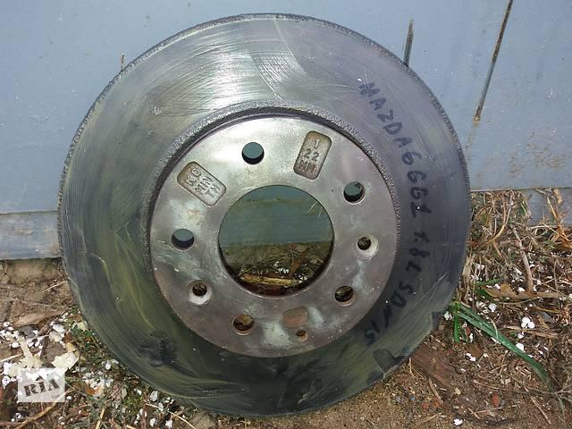 бу Тормозной диск для Mazda 6 GG, GH, MPS оригинал в Полтаве