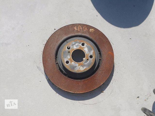 бу тормозной диск для Toyota Highlander, 2011 в Львове