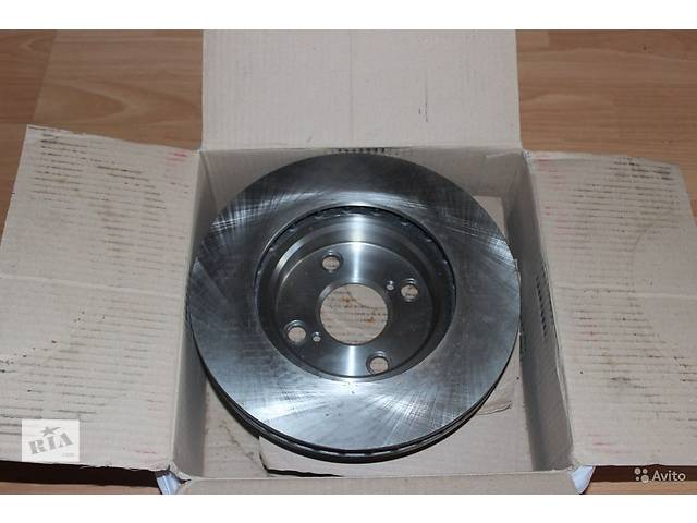 продам  Тормозной диск передний для легкового авто TOYOTA COROLLA, PRIUS 1.4-1.8 05.00-10.06  бу в Черновцах