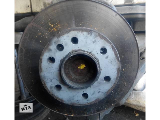 бу Тормозной диск передний Фольксваген Крафтер Volkswagen Crafter 2006-10гг. в Ровно