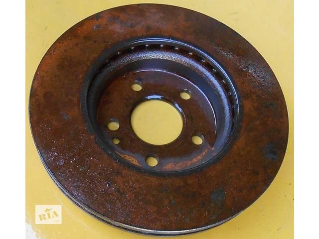 купить бу Тормозной диск задний, гальмівний диск задній Opel Vivaro Опель Виваро Renault Trafic Рено Трафик Nissan в Ровно