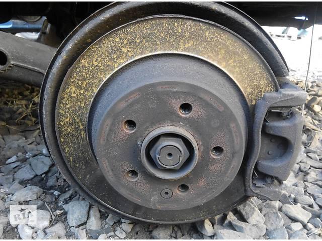 купить бу Тормозной диск задний, гальмівний диск задній Renault Trafic Рено Трафик Трафік Opel Vivaro Опель Виваро Nissan Primasta в Ровно