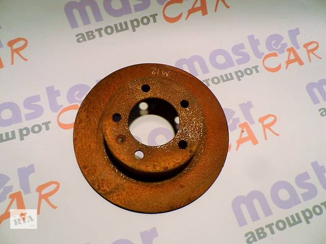 бу Тормозной диск задний Renault Master Рено Мастер Опель Мовано Opel Movano Nissan Interstar 2003-2010. в Ровно