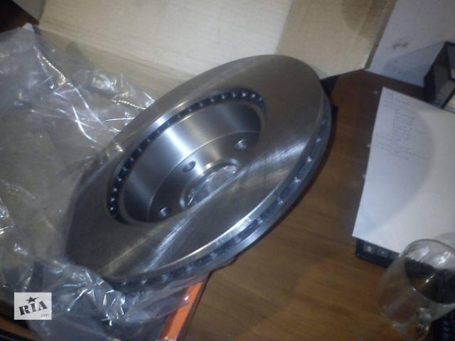 Тормозной диск вентелированый на Mercedes Vito- объявление о продаже  в Львове