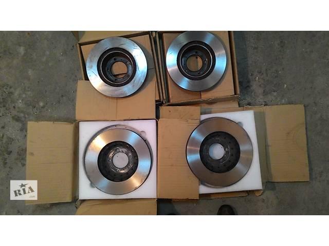 Тормозные диски б/у для Porsche Panamera 4.8 Turbo- объявление о продаже  в Киеве