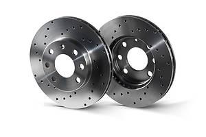 Новые Тормозные диски Ford C-Max