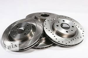 Новые Тормозные диски Nissan Qashqai