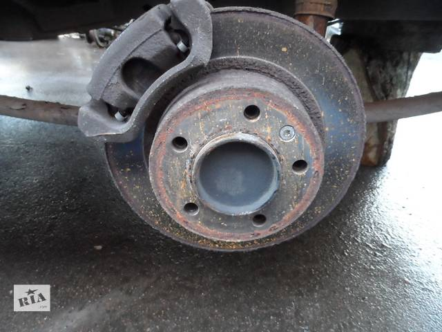 бу Тормозные диски Рено Мастер Renault Master Опель Мовано Opel Movano 3.0 2003-2010 в Ровно