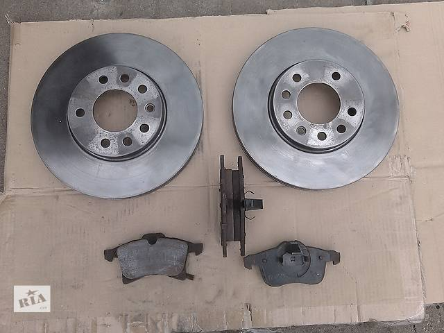 Тормозные диски unipart + колодки / opel / опель 5 х 110 х 280- объявление о продаже  в Черкассах
