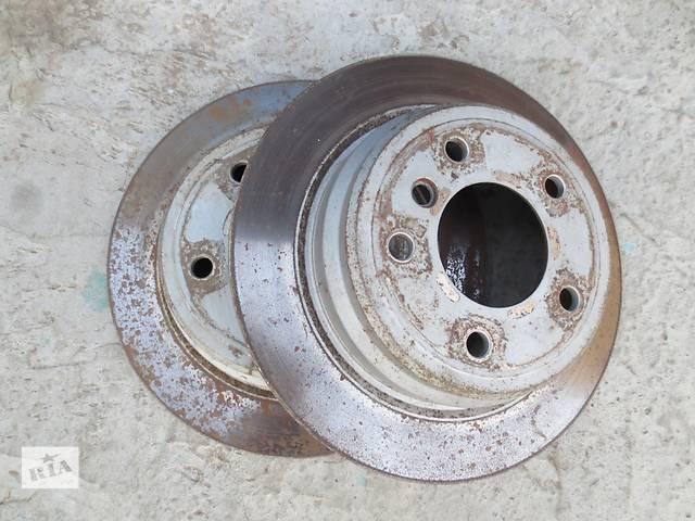 бу тормозные диски задние BMW 520 97г.Е39 пара в Киеве