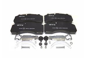 Новые Тормозные колодки комплекты Daf XF 95