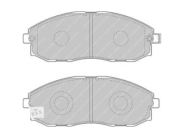 продам  Тормозные колодки комплект для легкового авто HYUNDAI H100, H-1/STAREX, PORTER 2.4i/2.5TD 4WD/2.6TD  бу в Черновцах