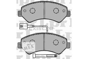 Новые Тормозные колодки комплекты Peugeot Boxer груз.