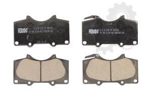 Тормозные колодки комплекты Toyota Land Cruiser Prado 120