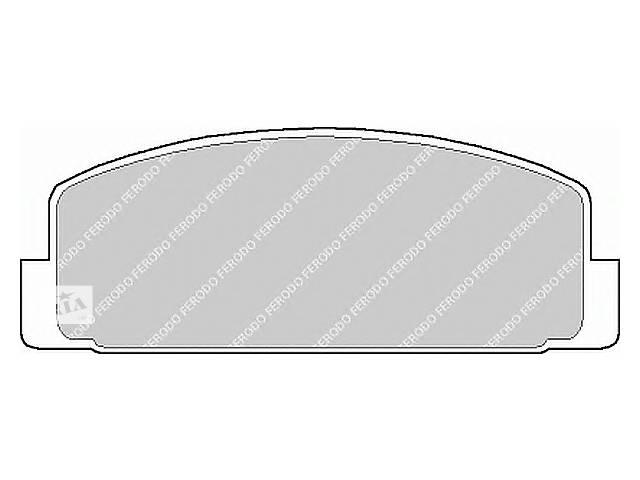купить бу  Тормозные колодки задние комплект для легкового авто MAZDA 626 GF 97-/626 2.0GT 89-/626 KOMBI в Черновцах