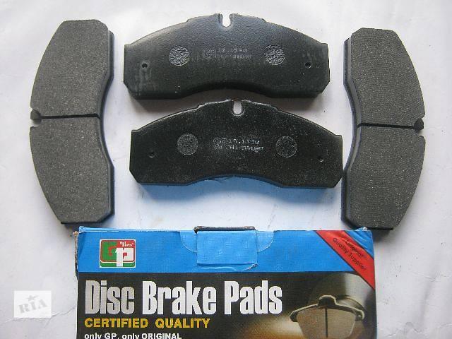 купить бу Тормозные колодки комплект Iveco Dily 65C15 в Ковеле